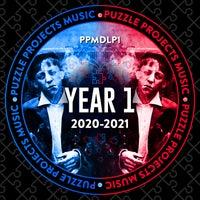 VA - YEAR 1 - PuzzleProjectsMusic [PPMDLP1]