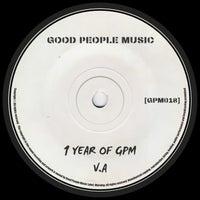 VA - 1 Year Of GPM [GPM018]
