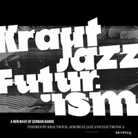 VA – Mathias Modica presents Kraut Jazz Futurism, Vol. 2