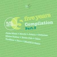 VA - Five Years Compilation Part 3 [BVRDIGITAL074]