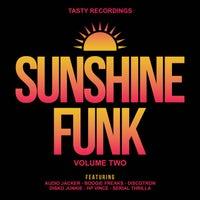 VA – Sunshine Funk – Volume 2 – (Tasty Recordings)
