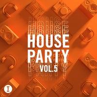 VA - Toolroom House Party Vol. 5 [TOOL101801Z]