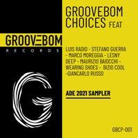 VA - Groovebom Choices - ADE 2021 Sampler - (Groovebom Records)