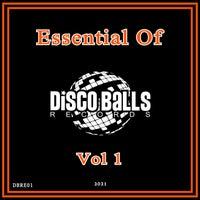 VA - Essential Of Disco Balls Records Vol 1 (2021)