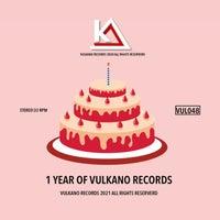 VA - 1 Year of Vulkano Records [Vulkano Records]