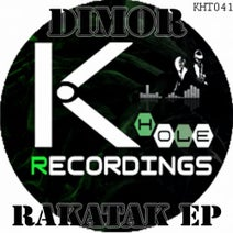 Dimor - Rakatak EP