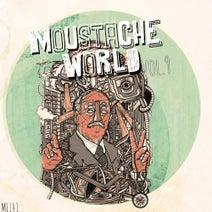 Camilo Do Santos, Daniel Moreno, Johan Dresser, Bobby Marleni, Kody Monroe, Chad (UK), Ale Garcia, Leandro Di, Thin. - Moustache World Vol. 9