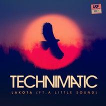 Technimatic, A Little Sound - Lakota (ft. A Little Sound)