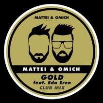 Mattei & Omich, Eda Eren - Gold (Club Mix)
