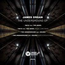 The Angel, James Organ, Miguel Lobo, Celeda, Waifs & Strays - The Underground EP