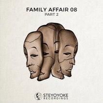 Jobe, Nick Devon, Soul Button, Simon Sizer, Arude, Simon Sizer - Family Affair, Vol. 8, Pt. 2