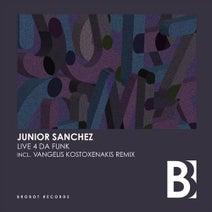 Junior Sanchez, Vangelis Kostoxenakis - Live 4 Da Funk
