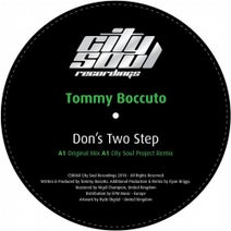 Tommy Boccuto, City Soul Project - Don's Two Step