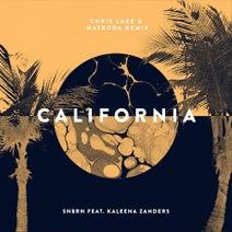 SNBRN, Kaleena Zanders, Chris Lake, Matroda - California