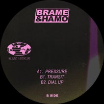Brame & Hamo - Pressure EP