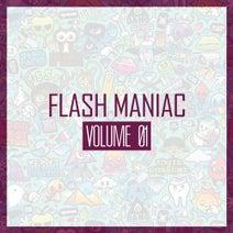 Pascal D Mann, Londonbeat, The Real McCoy, La Bouche, Randy Bush, Scatman John, Definition Of Joy, Franky Fonell, Gillette, M People - Flash Maniac, Vol. 1