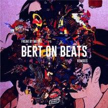 Bert On Beats, T4TSUYA, Redcard Collector, iso:R, Oshirijima, KENZO TAKAHARA, Musicarus - Freak By Nature (Remixes)