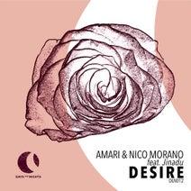 Jinadu, Nico Morano, Amari (BE) - Desire