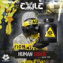 Exile - Human Error / I Need You