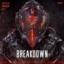 Rain Man, Oly, Xaia - Breakdown