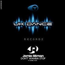Jamie Ritmen, Sonic Vox - Don't Wanna Stop
