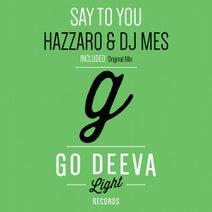 DJ Mes, Hazzaro - Say To You