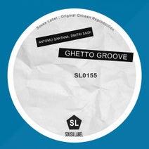 Antonio Santana, Dmitri Saidi - Ghetto Groove