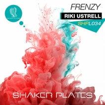 Riki Ustrell, Eddy Romero, Fabian Binkert - Frenzy