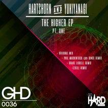 Hartshorn, YUKIYANAGI, Phil Mackintosh, Ginge, Drake Liddell, EzKiLL - The Higher EP. Pt. 1