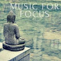 Arabella Sky, Indigo Water, Yannis Benjamin, Forest Thomas - Music for Focus