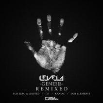 Sub Zero, Levela, Limited, Coppa, Kanine, T>I, Dub Elements - Genesis Remixed