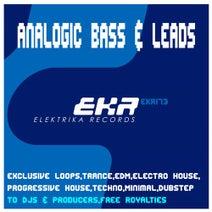 Ian Tools - Analogic Bass & Leads Loops