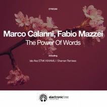 Fabio Mazzei, Marco Calanni, isle aka STNK KIWAMU, Shaman - The Power of Words