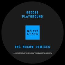 Geddes, Nocow - Playground