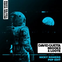 Brooks, David Guetta, Nicky Romero, Loote - Better When You're Gone