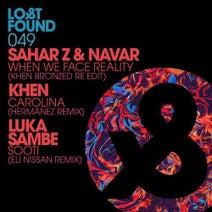Sahar Z, Navar, Khen, Luka Sambe, Khen, Hermanez, Eli Nissan - The Lost Remixes