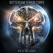Rotterdam Terror Corps, Mc Raw, The Wishmaster, Mike Redman, Distortion, SRB, MC GyZe, MC Jeff, Hyrule War, Paul Elstak, Dione, Members of Megarave, Minupren, Estasia, Rotterdam Terror Corps Vs. SRB, Rotterdam Tekno Corps, Rotterdam Terror Corps contra Headbanger, DJ Paul Elstak, Crime Scene, Gumballz, D-ceptor, Raoul, Reactor, G-Town Madness, Buzz Fuzz, Stunned Guys - RTC is the legacy