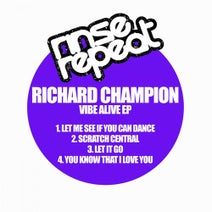Richard Champion - Vibe Alive EP