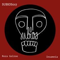 Reza Golroo - Insomnia