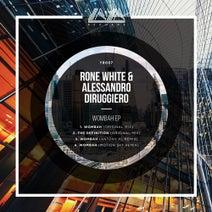 Rone White, Alessandro Diruggiero, Antony Pl, Motion Sky - Wombah EP