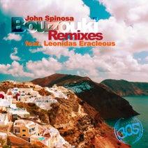 RhythmDB, John Spinosa, Leonidas Eracleous, John Spinosa - Bouzouki Remixes