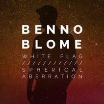 Benno Blome, Jiggler, Dachshund, Tigerskin, Kenneth James Gibson - White Flag / Spherical Aberration EP