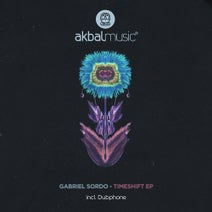 Gabriel Sordo (Mex), Dubphone - Timeshift EP