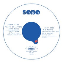 Moon King, Cooper Saver, Patrick Holland, Dane - Voice of Lovers (SOBO Mixes)