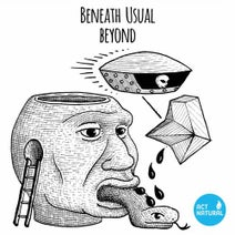 Beneath Usual - Beyond