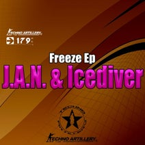 J.A.N., Icediver, Omega Drive - Freeze Ep