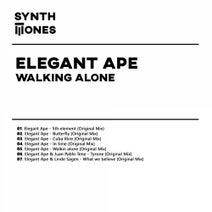 Elegant Ape, Juan Pablo Tene, Linde Sagen - Walking Alone