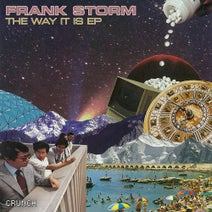 Frank Storm - The Way It Is EP