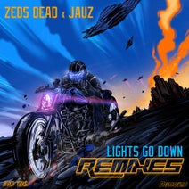 Zeds Dead, Jauz, Sikdope, Gentlemens Club, Duke & Jones, Subtronics, Lick, Awoltalk, Sqwad, Spirix, Jarvis - Lights Go Down