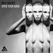 Billy Gillies - Open Your Mind